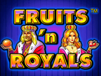 Азартная игра Fruits Аnd Royals