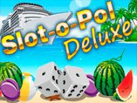 Онлайн аппарат Slot-O-Pol Deluxe от Mega Jack