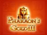 Игровой слот Pharaohs Gold III