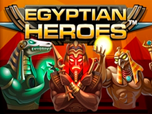 Азартная игра Egyptian Heroes