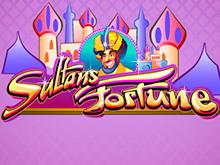 Онлайн слот Sultan's Fortune