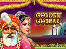 Игровой аппарат Golden Cobras