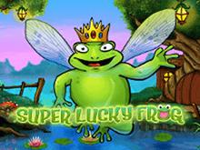 Онлайн слот Super Lucky Frog