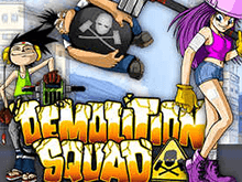 Азартная игра Demolition Squad