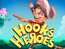 Онлайн слот Hook's Heroes