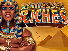 Азартная игра Ramesses Riches