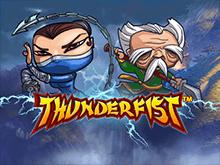 Азартная игра Thunderfist