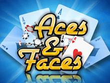 Игровой аппарат Aces&Faces