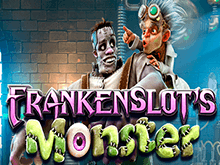 Азартная игра Frankenslot's Monster