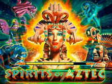 Онлайн слот Spirits Of Aztec