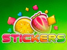 Игровой аппарат Stickers