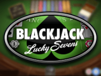 Игровой слот Blackjack Lucky Sevens