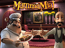 Игровой аппарат Мамма Миа