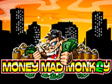 Онлайн аппарат Money Mad Monkey